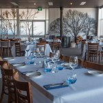 The restaurant can cater for groups and functions