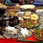 Authentic, fresh Moroccan food! For lunch, take a way or catering