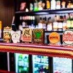 Local beers and ciders on tap at the restaurant and public bar