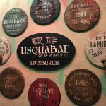 Bild från Usquabae Whisky Bar