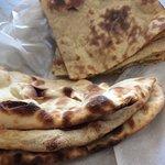 Naan&tandoori roti