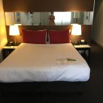 I used Vibe Hotel for my holiday. The room was clean but bit dark even in the morning.