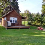 Foto de Little Marais Lakeside Cabins