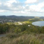 Grassy Hill view over Cooktown
