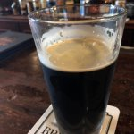 Sacred cow stout. Delicious