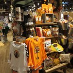 Halloween on display in the country store