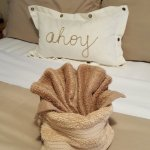 Comfy beds and linen