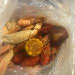 Hot N Juicy crawfish照片