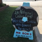Mr Bob's Donuts in Old Fort