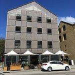 Salamanca Wharf Hotel Foto