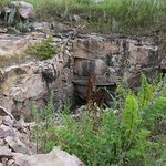 Active quarry.