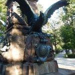 Part of Hofer monument
