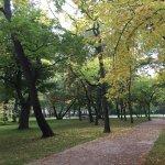 Foto van Schlossgarten