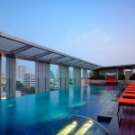 Photo de Bangkok Marriott Hotel Sukhumvit