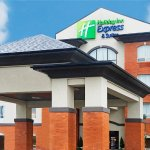 Foto de Holiday Inn Express Hotel & Suites Slave Lake