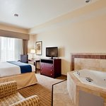Relax in our King Whirlpool Suites