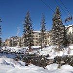 Vail Cascade Exterior Winter Ski Lift