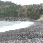 Stretch of Jasper Beach