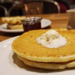 fluffiest pancakes!