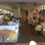 New menu and new owner ! Same great coffee and great food .. more photos coming to tempt
