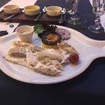 amazing dinner,