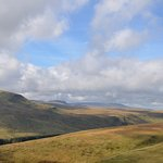 360 degree views over the Brecon Beacons :)