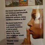 Foto de Hotel Lauberhorn
