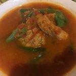 Yummy food, Brad fresh fish 🐠 (Rakhin fish, lemon fish) chicken and Dont forget Taste it. I wou
