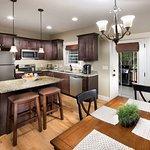 Kitchen in the Cedar cottage