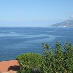 magnifique vue du golfe de St Florent