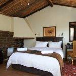 Ou Kraal Room 1 Queen bed