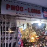 Photo of Hang Gai Street (Street of Hemp)
