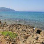 parte di costa lungomare Bracale