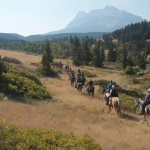 Stunning rides through the forests and prairies.