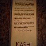 Photo de Kashi