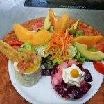 salade Maxi végétarienne