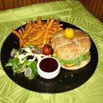 Burger Créole