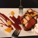 Amazing meals at Blue Fish Grill!!