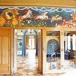 Détail fresque