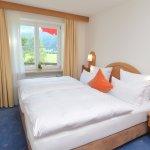 Suite Alpenblick Schlafzimmer