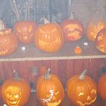 Pumpkin Carving Contest on Halloween - Themed Weekends