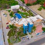 Foto Aerea del Hotel El Ameyal & Family Suites