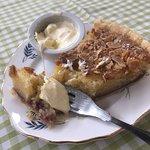Yummy Bakewell 😋
