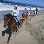 Riding Sam, Dakota, Blue and Pepper