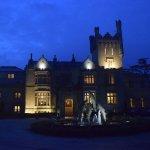 Lough Eske Castle facade
