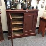 Late 1800 Jelly Cabinet