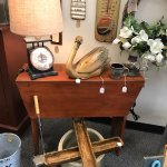 Antique table/ beanch