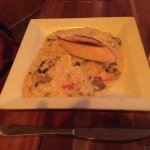 Wild Mushroom and Lobster Risotto