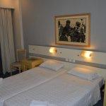 Beds in room 304