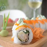 2 x 1 Sushi Special Every Monday from 7 to 10 PM